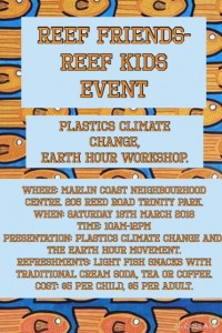 Earth hour workshop
