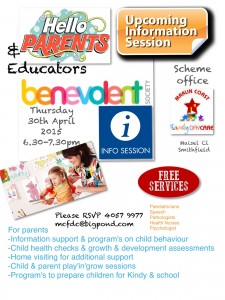 Parent Educator Information Session
